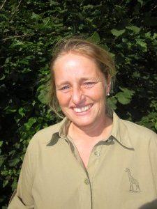 Sekretärin Petra Altenrath