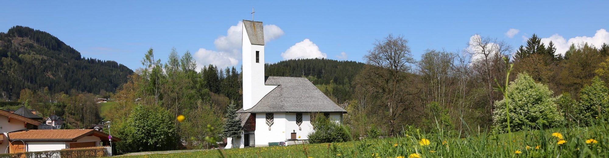 Evangelische Pfarrgemeinde  A. und H.B. Kitzbühel